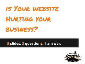 Day 15: Your Website is Hurting Your Business