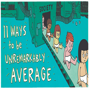 Day 19: How to be Average