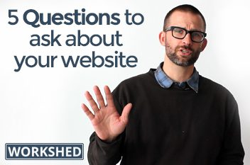 Financial Advisor Websites | 5 questions to ask yourself